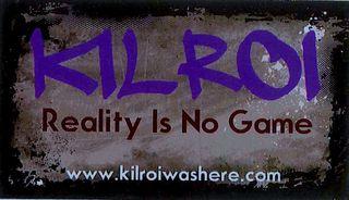 Kilroi card